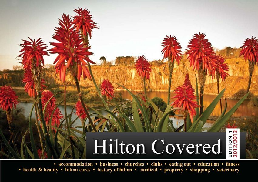 HILTON COVERED MAG online NEW Page